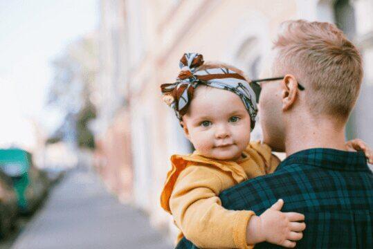 Custodia compartida y regimen de visitas al padre por coronavirus