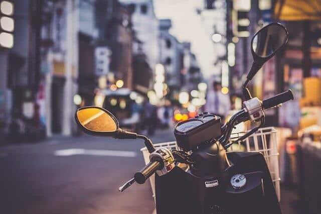 moto segunda mano, reclamar