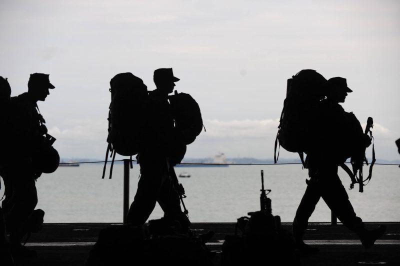 rastreador militar