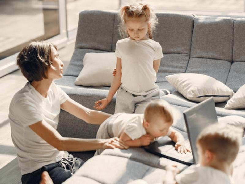 pensión alimenticia para menores de edad