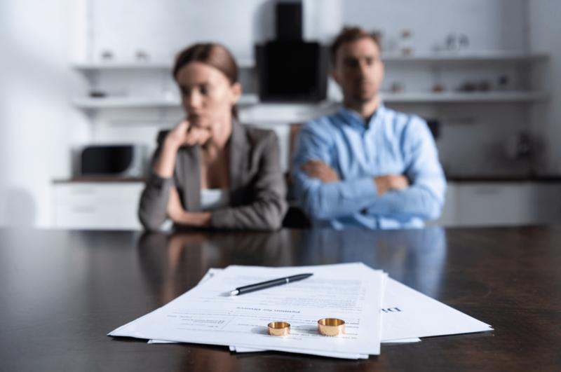 demanda divorcio