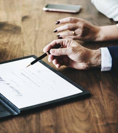 firma del divorcio