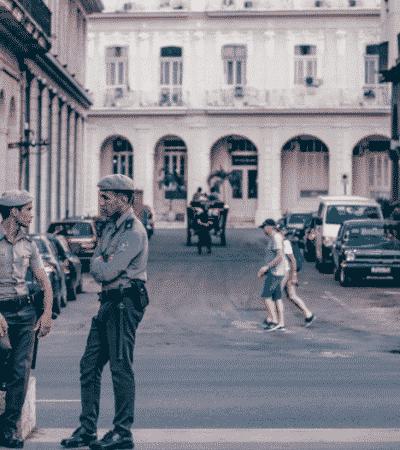 policia, coronavirus, sanciones