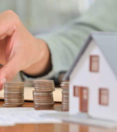 vivienda comprada sobre plano calculo intereses legales